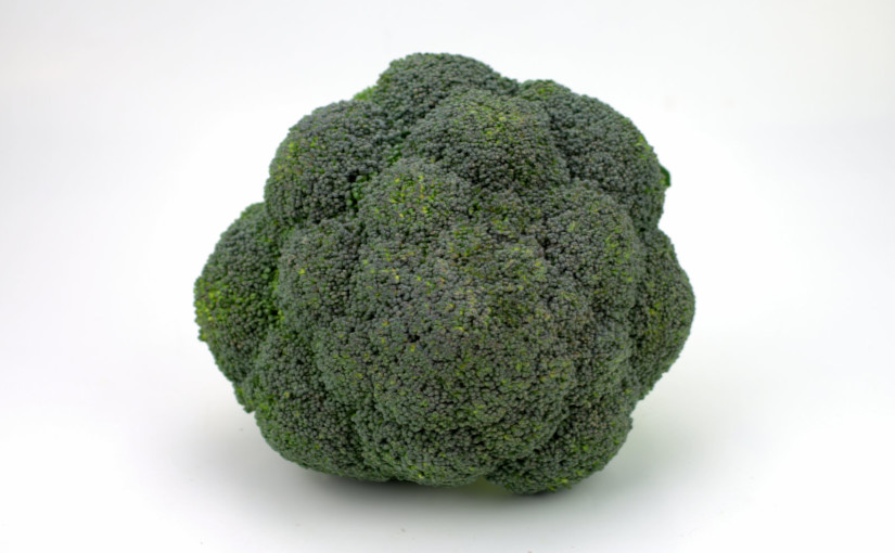 Broccoli from top