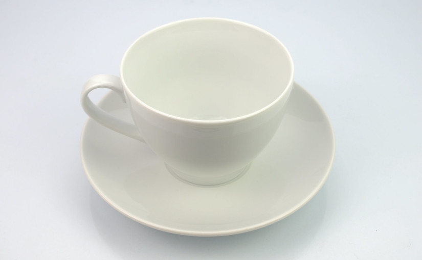 Cup with Dish