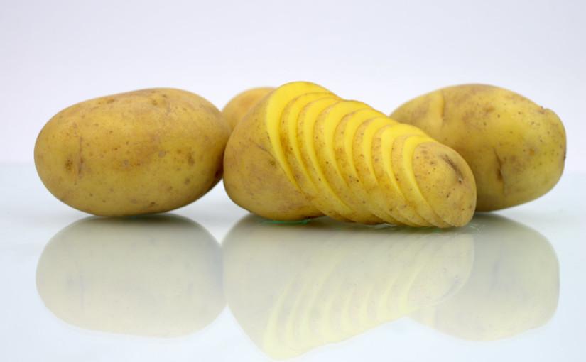 Potatoes Slice