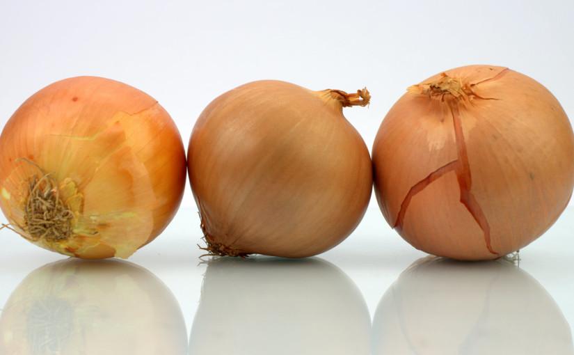Three Onions
