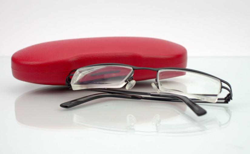 Glasses and Holder