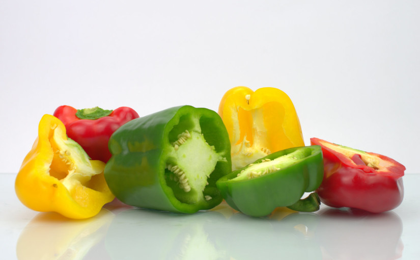 Mixed pepper Cut