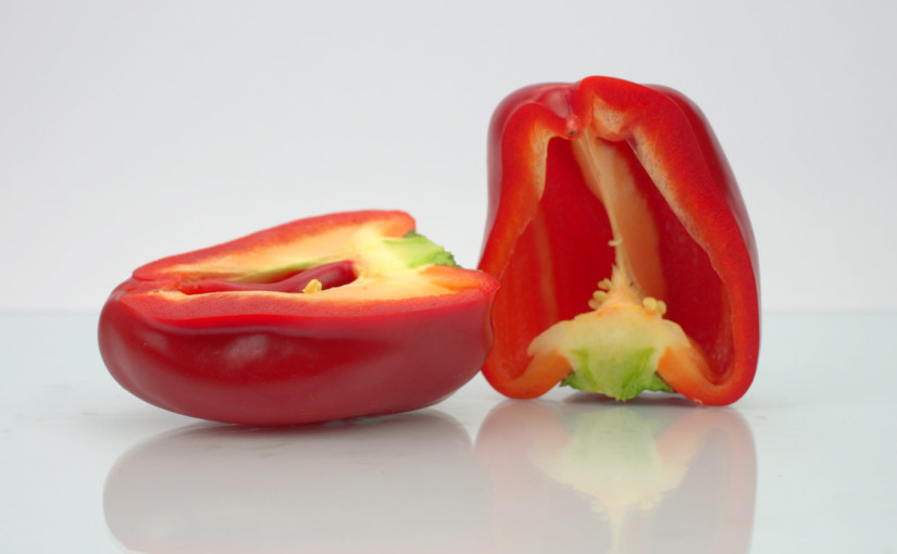 Red Pepper Cut