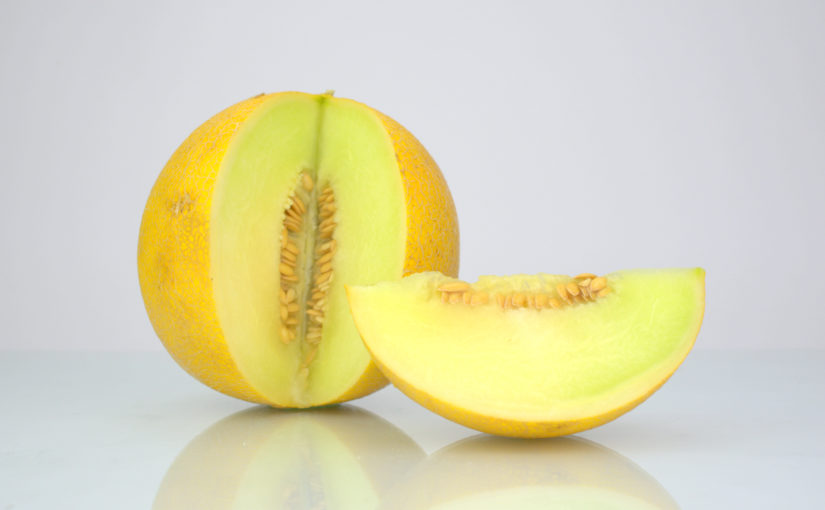 Honey Melon Cut