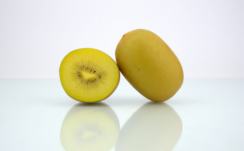 Yellow Kiwi Cut